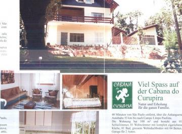 Casa de 3 quartos, Campo Limpo Paulista