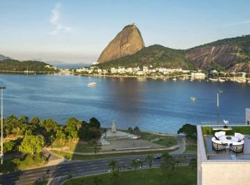 Flamengo Morro da Viúva, 3 suítes, 2 vagas e lazer