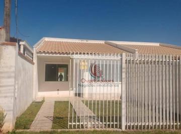 Casa com 3 dormitórios à venda, 78 m² por R$ 230.000 - Gralha Azul - F