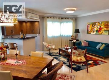 Apartamento com 3 dormitórios à venda, 199 m² por R$ 1.250.000 - Ponta da Praia - Santos/SP