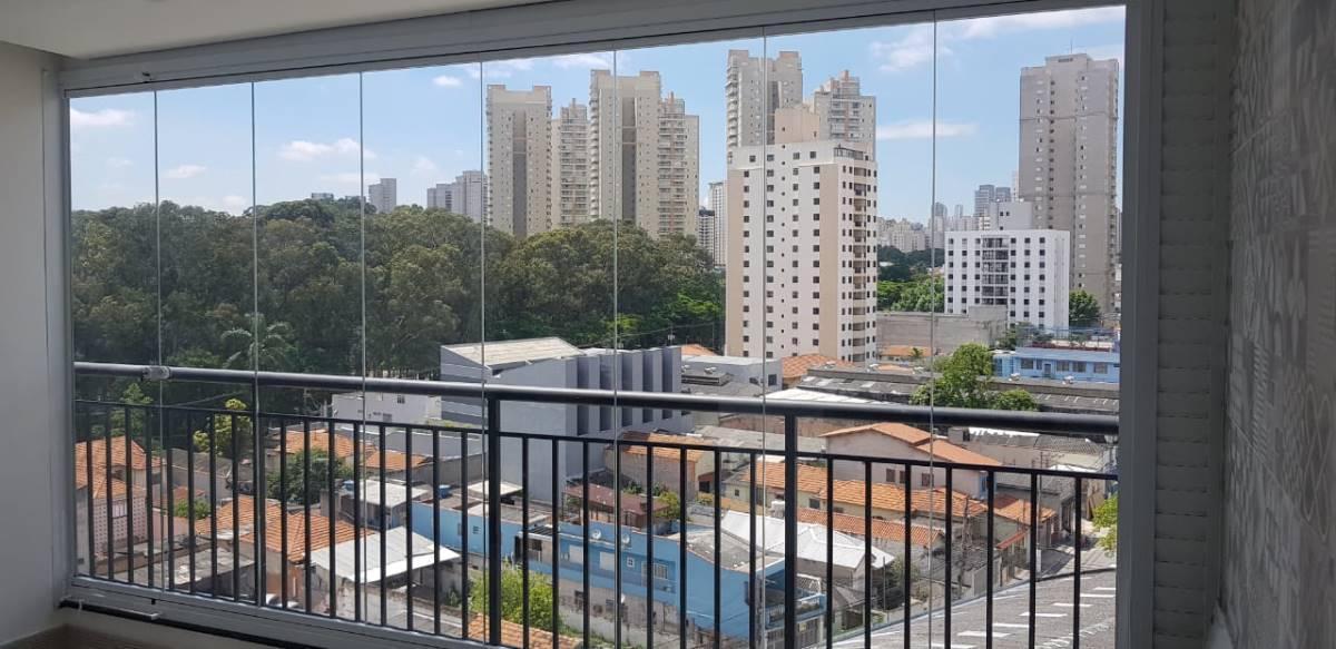Apartamento Reformado 2 dormitórios no Tatuapé à 350m do Parque do Piqueri
