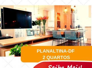 Apartamento de 1 quarto, Planaltina