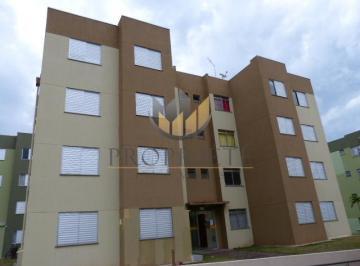 Apartamento de 2 quartos, Rolândia