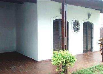 Linda casa em Itanhaém no Cibratel II, a 200 metr
