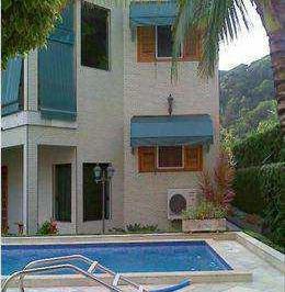 Casa com 4 dorms, Praia do Sonho, Itanhaém - R$ 1