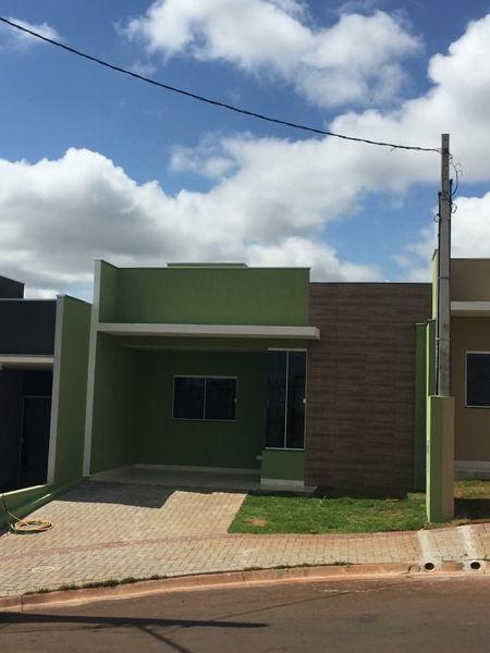 Casa no CONDOMÍNIO MORADA DAS FLORES - Jardim Eco