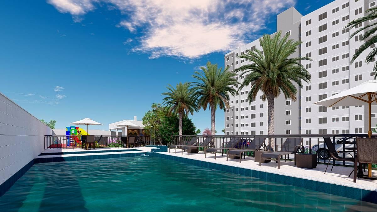 Apartamentos a venda em UEM - Maringá - PR | Residencial Marsanne