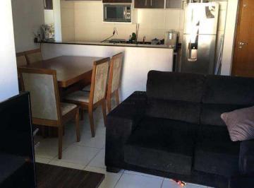 Apartamento de 2 quartos, Pirassununga