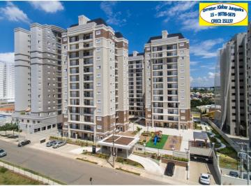 Belo Apto no Residencial Luzes Campolim - 3 Quartos - 1 Suíte - Andar Alto 1f01337f55