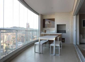 Apartamento 2 dormitórios c  suite -177,05m² R 1260.000,00 - Gonzaga -  Santos 222a971be0