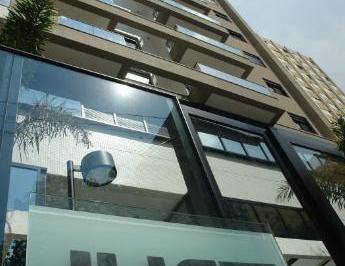 Apartamento · 39m² · 1 Quarto · 1 Vaga