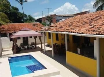 Casa de 2 quartos, Paripueira