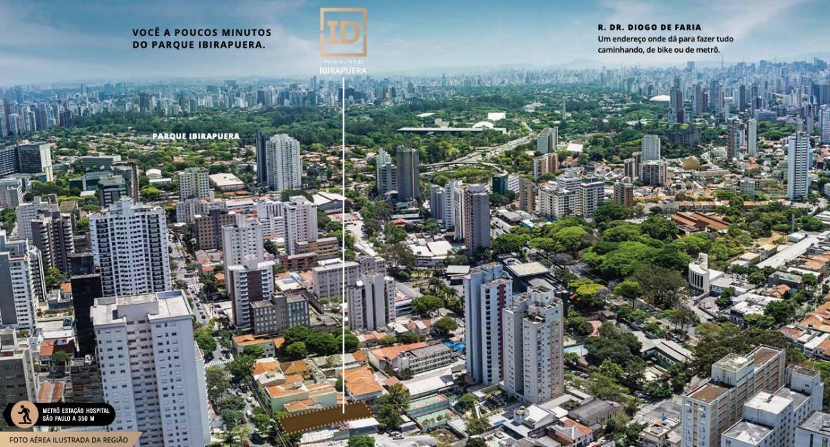 Apartamento · 18m² · 1 Quarto