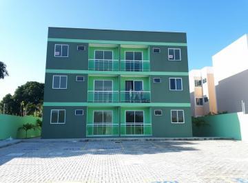 Apartamento de 2 quartos, Pacatuba