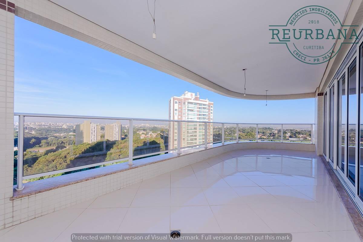 Apartamento à venda com 4 Quartos, Mossunguê, Curitiba - R