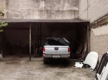Área para estacionamento