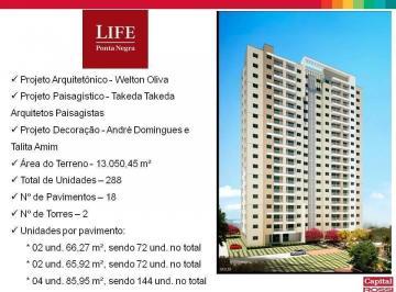 cb833578807 Apartamentos com 3 Quartos na Ponta Negra