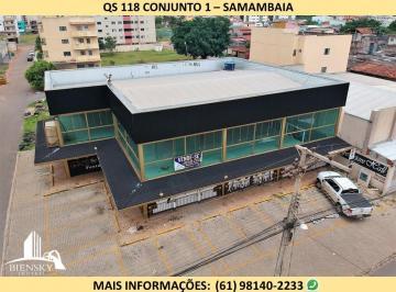 Comercial de 0 quartos, Samambaia