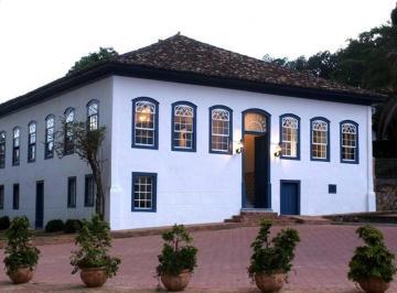 Sede Hotel Fazenda Dona Carolina