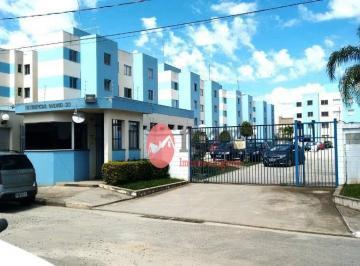 Apartamento com 2 dormitórios à venda, 46 m² por R$ 180.000 - Vila Urupês - Suzano/SP