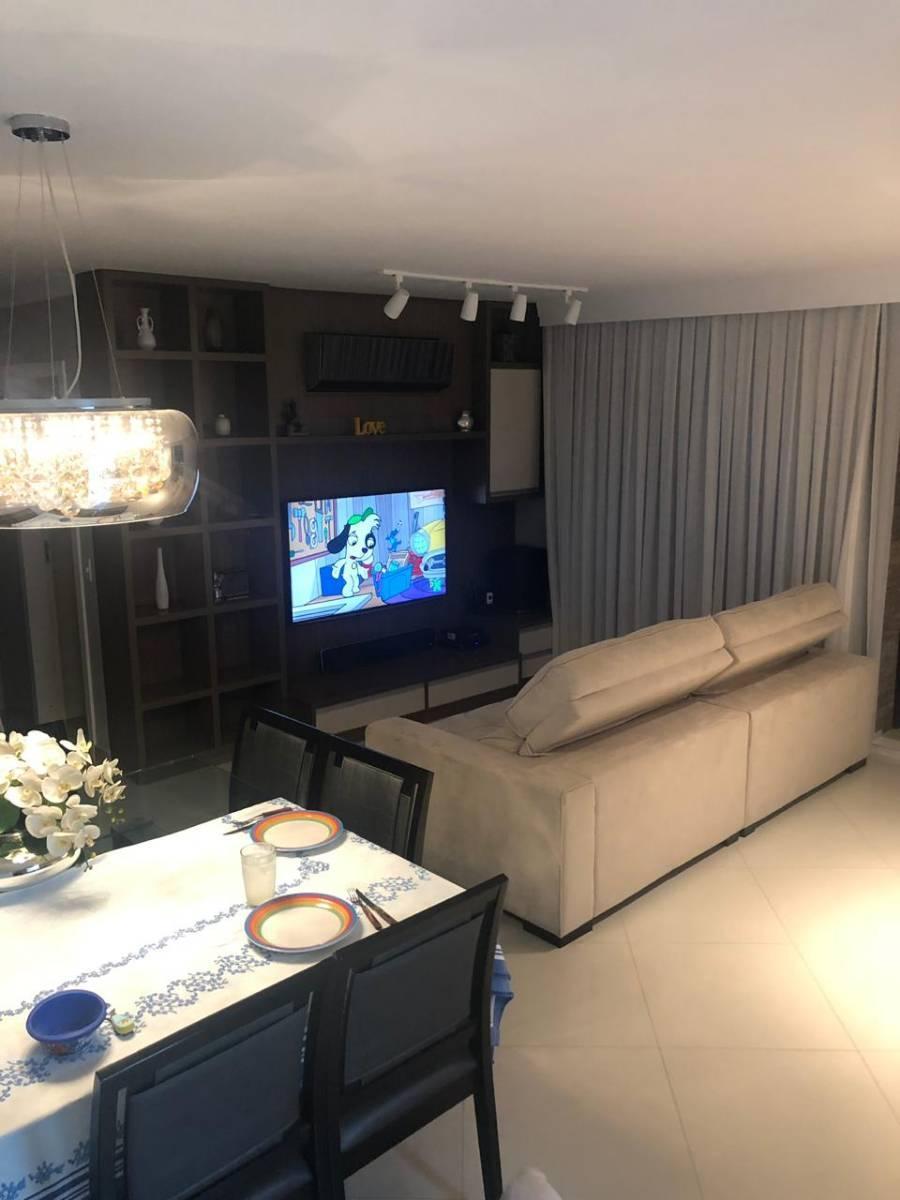 Apartamento Residencial/Vila Canero/02 dormitório c/01 Suíte/Área Lazer Completa