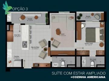 Apartamento de 1 quarto, Belém