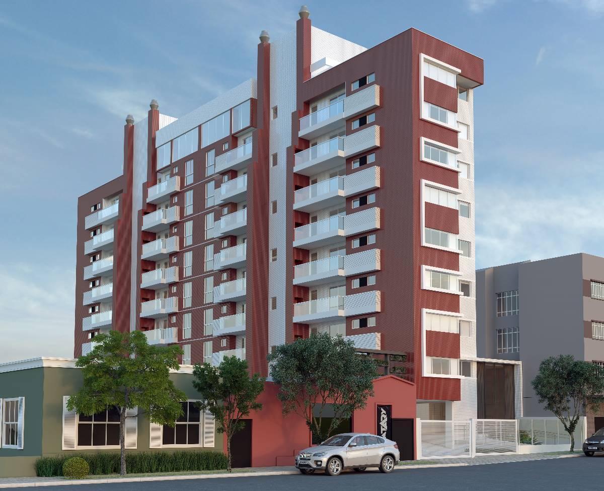 Apartamento com 3 dormitórios, sendo 1 com suite na região do Mercês