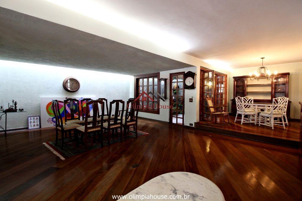 Casa para venda e locação com 400m² - Paraíso, São Paulo.