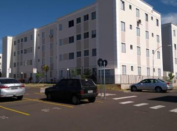 Apartamento de 2 quartos, Presidente Prudente