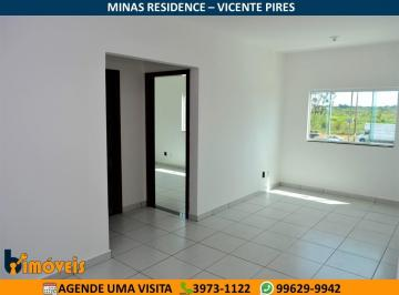 Apartamento de 2 quartos, Vicente Pires