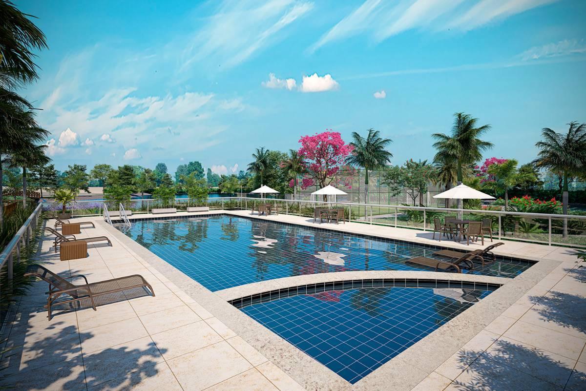 Apartamentos no Rio das Ostras - RJ. Mar Paradiso - Parque Monte Alto