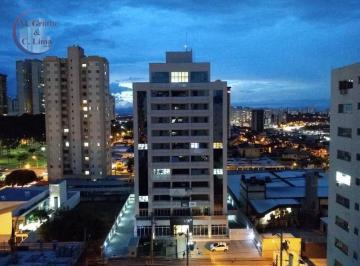 Apartamento com 3 dormitórios para alugar, 83 m² por R$ 2.200/mês - Jardim Aquarius - São José dos C