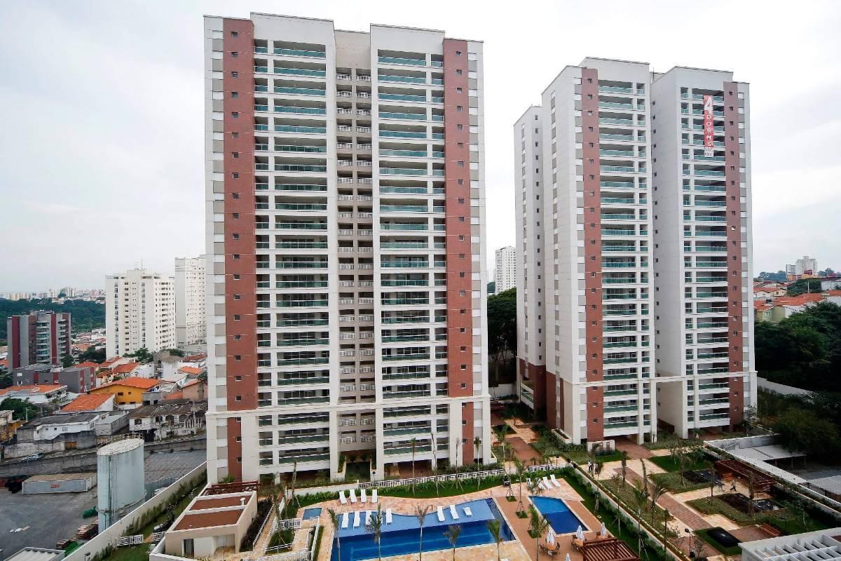 Apartamento com 4 dormitórios Guarulhos acesso à Av. Paulo Faccini