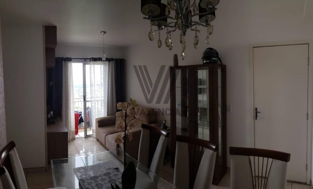 Residencial Allegro · 50 m² · 2 Quartos · 1 Vaga - no Pinheirinho