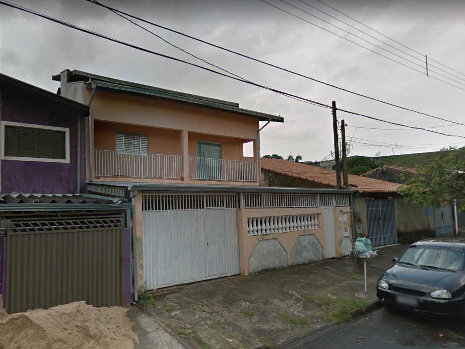 Sobrado com 3 dormitórios - Jd. Florence II - Campinas/SP