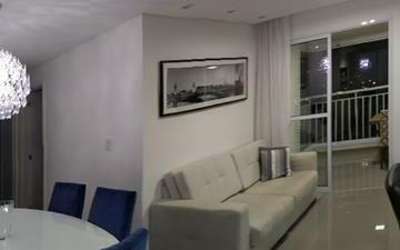 Apartamento à venda - na Vila Valparaíso