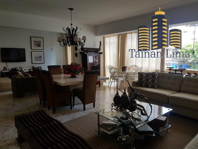Apartamento na Graça - 147m² - 3/4 com 2 suítes - Nascente - Pronto Para Morar