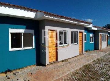 Casa · 46m² · 2 Quartos · 1 Vaga