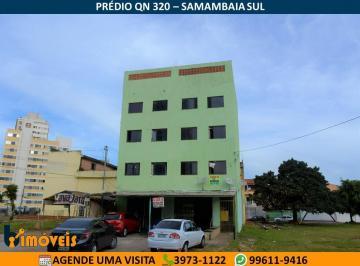 Comercial de 1 quarto, Samambaia