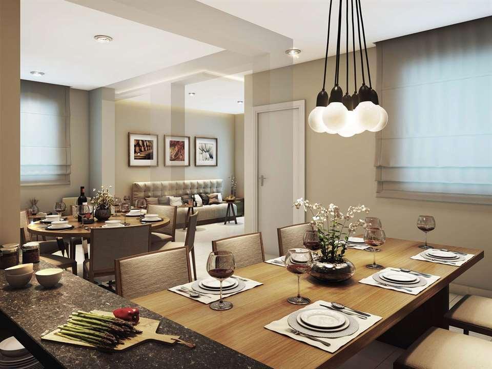Living Resort Cambuci ! Apartamento 49m² com 2 quartos 1 suíte e 1 vaga coberta