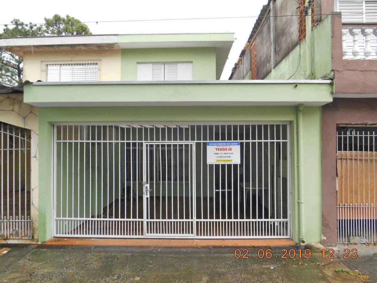 Sobrado - Cupecê - 03 Dormitórios - 140,00m²