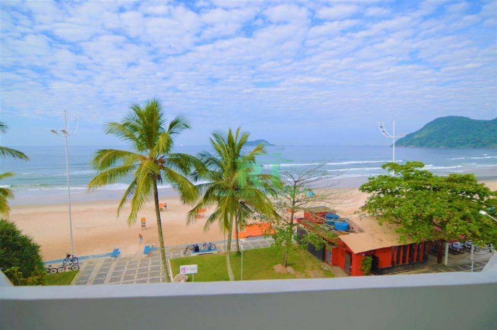 Apartamento à venda com 2 Quartos, Tombo, Guarujá - R