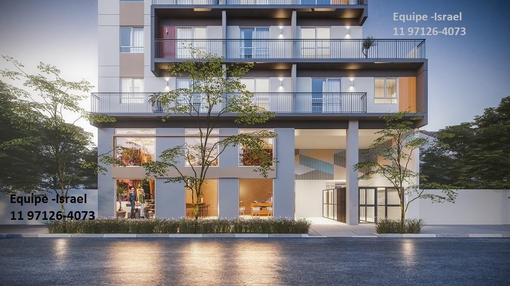 Apto\Studio a venda de 21 m² 1 quarto e terraço na Bela Vista Breve Lançamento