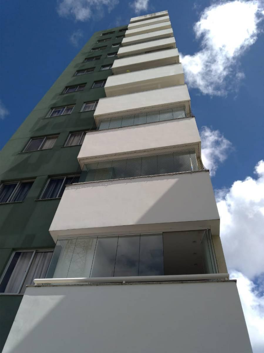 2/4 suíte, nascente, varanda Edf. Horizonte da Vila Residencial