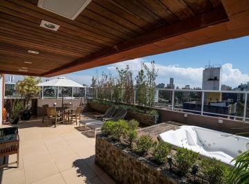 Cobertura Duplex 3 Suítes com Terraço Exclusivo Ensolarado com SPA