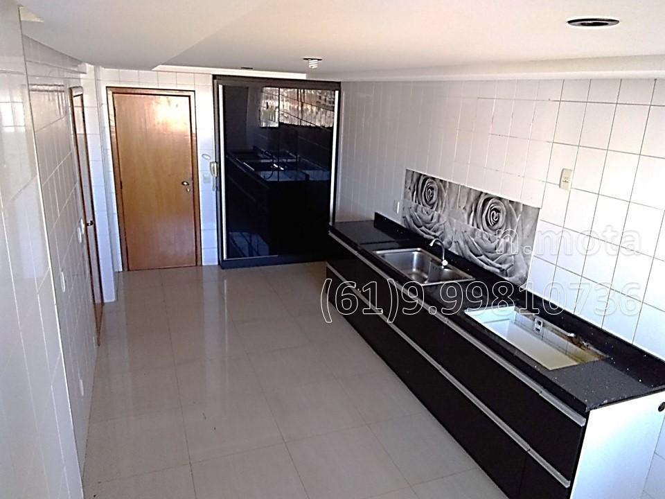 4 quartos em Águas Claras - Nascente - Andar Alto - Deborah Cristina