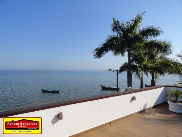 Casa Mobiliada de Frente para lagoa no Lake View