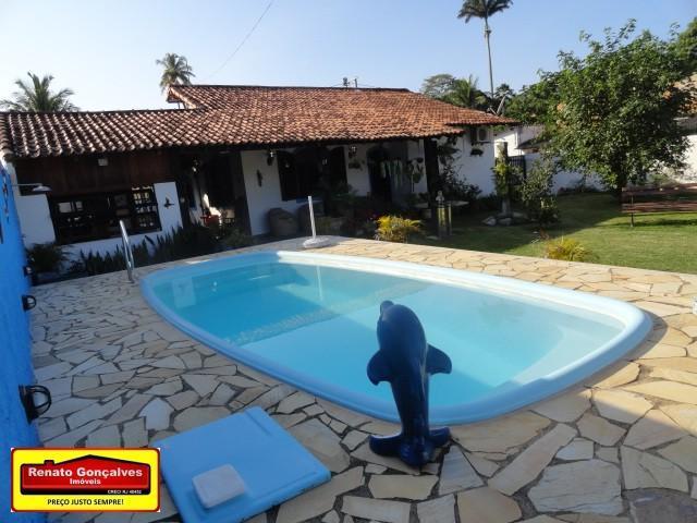 Casa de 4 quartos com piscina no Lake View