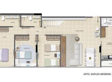 Apartamento · 237m² · 3 Quartos · 3 Vagas