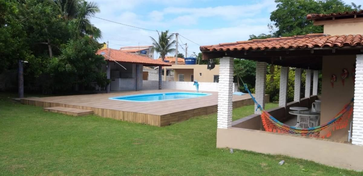 Casa em Barra de Jacuipe